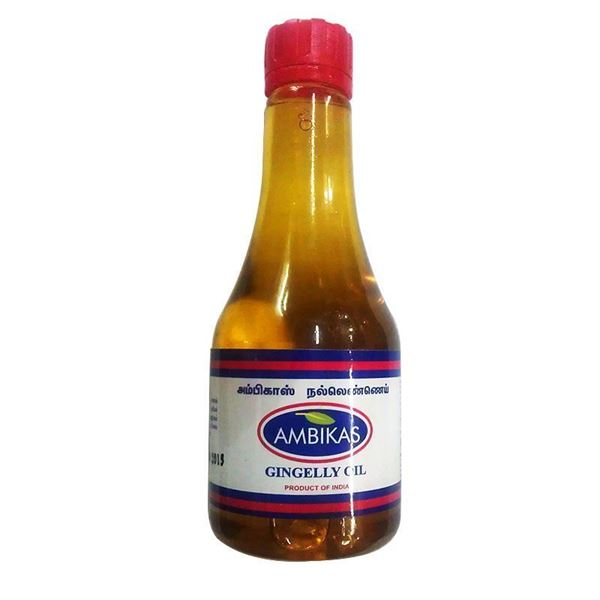 Picture of Ambika's Chekku Gingelly/Sesame Oil