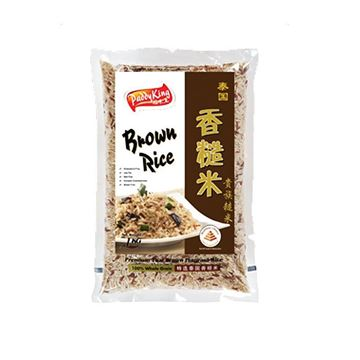 Picture of Paddy King Brown Rice