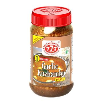 Picture of 777 Garlic Kuzhambu Rice Paste