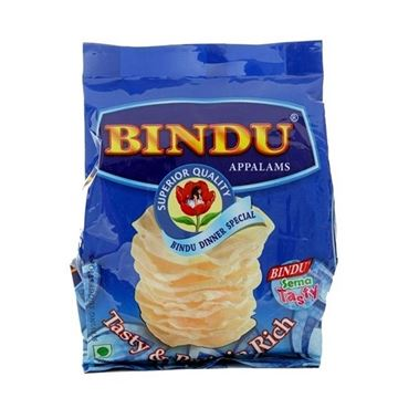 Picture of Bindu Appalam (Papad)