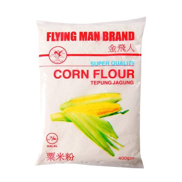 Picture of Flying Man Corn Flour