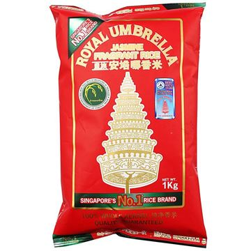 Picture of Royal Umberella Fragrant Rice