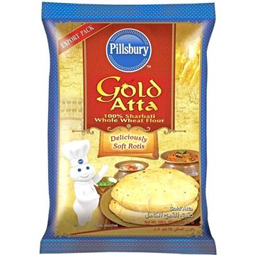 Picture of Pillsbury Gold Wheat Flour (Atta)