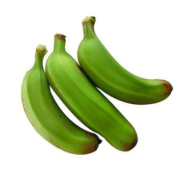 Picture of Fresh Raw Banana (India)