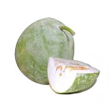 Picture of Fresh Ash Gourd (Winter Melon)