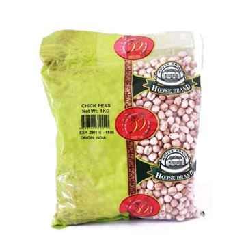 Picture of House Brand White Channa (Chickpeas)