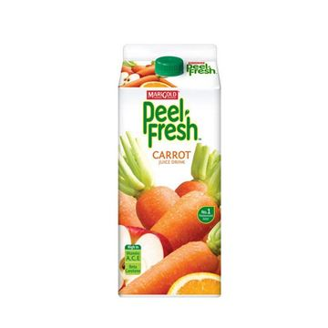 Picture of Marigold Peel Fresh Juice Drink    Carrot