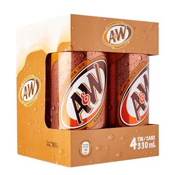 Picture of A&W Sarsaparilla Root Beer