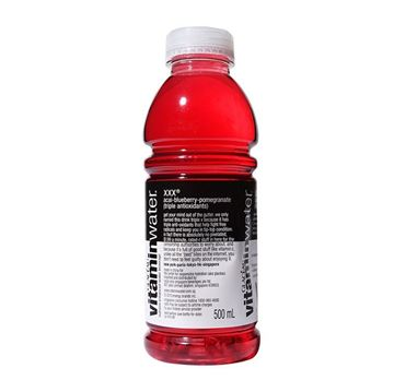 Picture of Glaceau Vitamin Water    Xxx(Acai  Blueberry  Pomegranate)