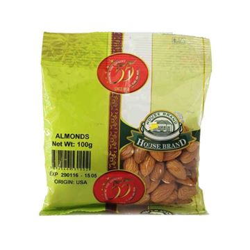 Picture of House Brand Almonds (Badam)