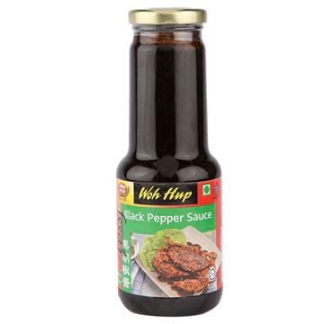 Picture of WOH HUP Black Pepper Sauce