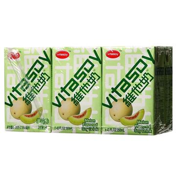 Picture of Vita Soy Melon Flavored Soy Drink
