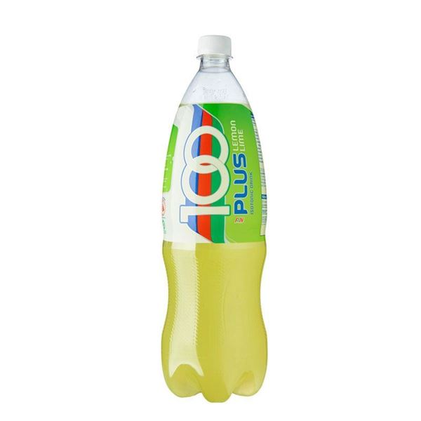 Picture of 100 Plus Lemon Lime Isotonic Drinks