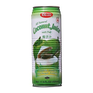 Picture of Wong Coco Coconut Juice With Pulp
