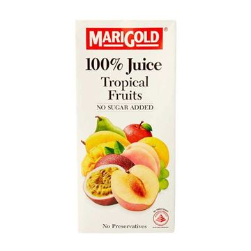 Picture of Marigold 100% Tropical Fruit Juice Drink