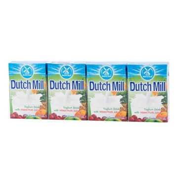 Picture of Dutch Mill Yogurt  Mixed Fruits Drink