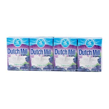 Picture of Dutch Mill Yogurt  Blueberry Drink