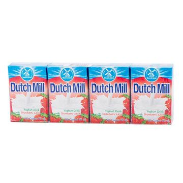 Picture of Dutch Mill Yogurt  Strawberry Drink