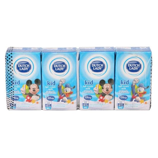 Picture of Dutch Lady UHT  Milk    Full Cream Milk