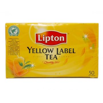 Picture of Lipton Yellow Label Tea