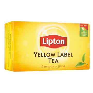 Picture of Lipton Yellow Label