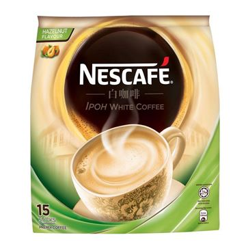 Picture of Nescafe Original Ipoh White Coffee With Hazelnut Instant Mix