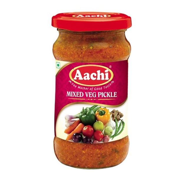 Picture of Aachi Mixed Vegetable Pickle