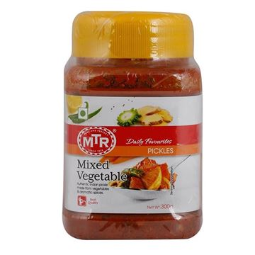Picture of MTR  Mixed Vegetable Pickle