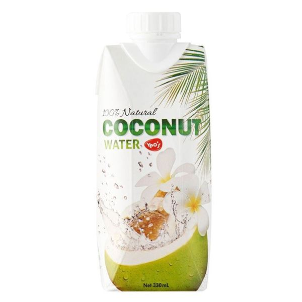 Picture of Yeo's 100% Natural Coconut Water Juice