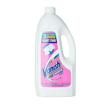 Picture of Vanish  White Liquid Fabric Stain Remover
