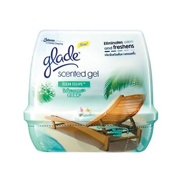 Picture of Glade Ocean Escape Scented Gel