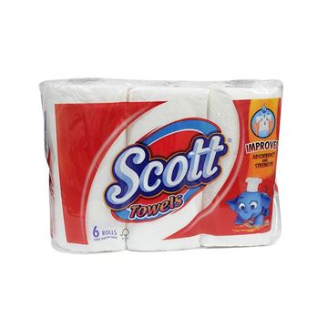 Picture of Scott Virgin Fiber Kitchen Towels