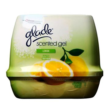Picture of Glade Lemon Scented Gel