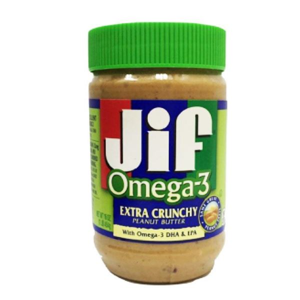 Picture of Jif Omega 3 Extra Crunchy