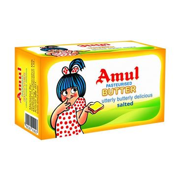 Picture of AMUL Delicious Butter SALTED (Chilled)