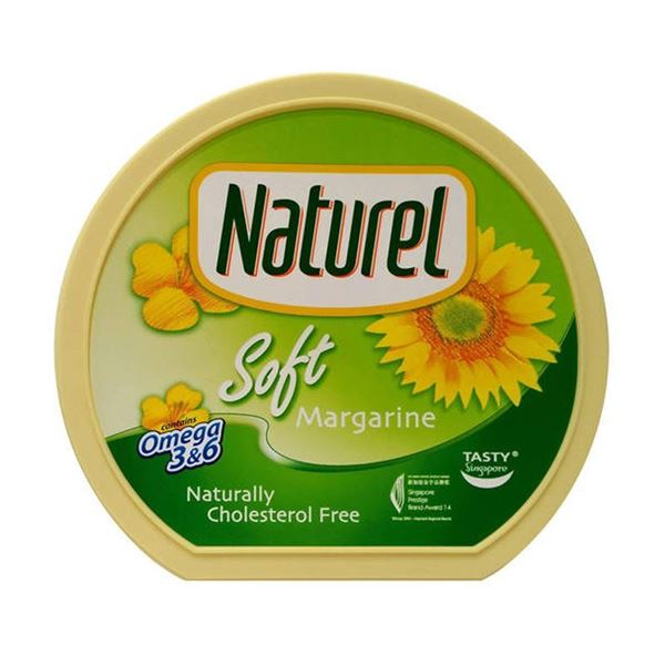 Picture of Naturel Soft Margarine with Omega 3 & 6