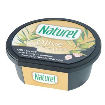 Picture of Naturel Olive Spread with Extra Virgin Olive Oil