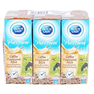 Picture of Dutch Lady UHT Milk    Coffee
