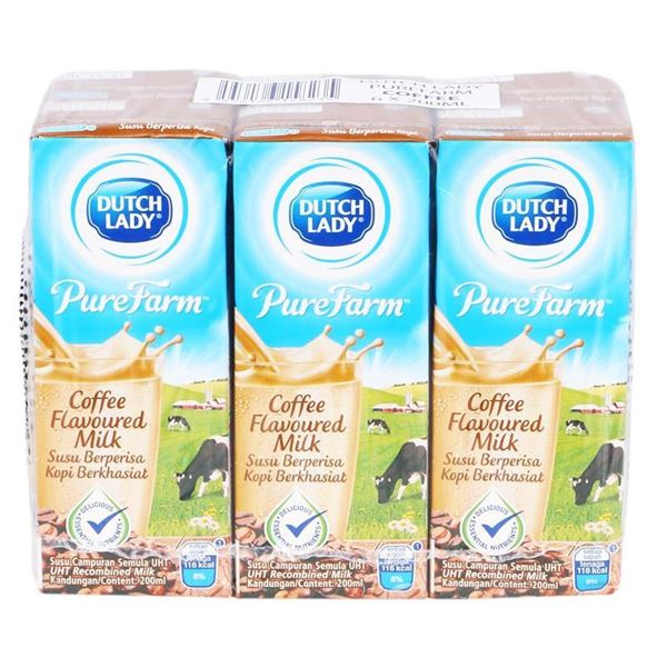 promotion strategy about uht dutch lady milk The dutch lady brand holding 40% of national market share 22,000 employees in 100 offices globally, the group enables dutch lady malaysia to enjoy global procurement services while its 400 scientists at the research and development unit help to ensure the quality of our products and practices.