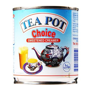 Picture of Tea Pot Choice Sweetened Creamer
