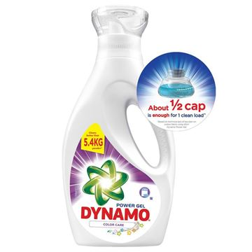 Picture of DYNAMO Color Care Liquid Detergent Bottle