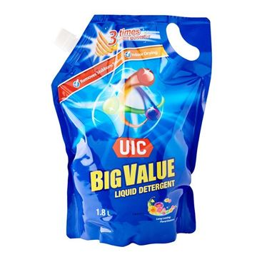 Picture of UIC Big Value Long Lasting Floral Essence Liquid Detergent Refill