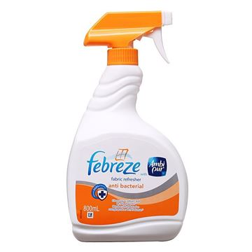 Picture of Febreze Ambi Pur Fabric Refresher Anti Bacterial Spray