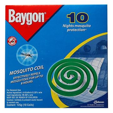 Picture of Baygon Mosquito Coil    Regular