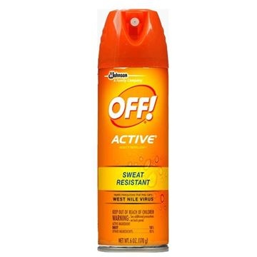 Picture of OFF Aerosol Spray Insect Repellant