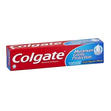 Picture of Colgate Maximum Cavity Protection    Great Regular Flavor