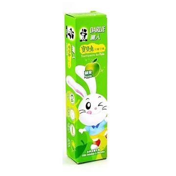 Picture of Darlie Bunny Kids Toothpaste Apple