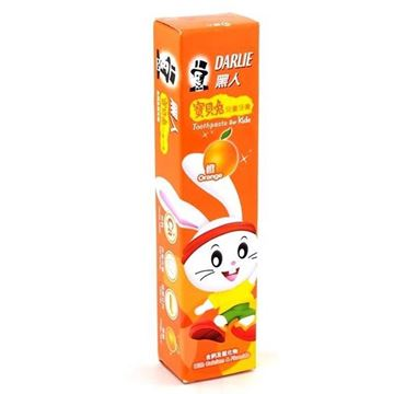 Picture of Darlie Bunny Kids Toothpaste Orange