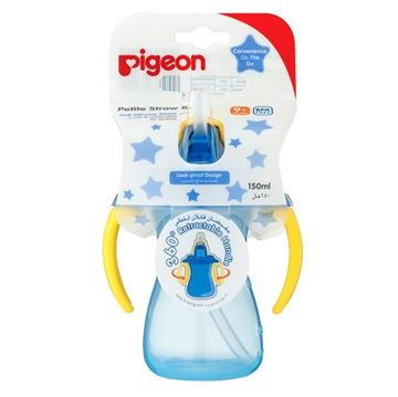 Picture of Pigeon Straw Bottle (9+ Mth)