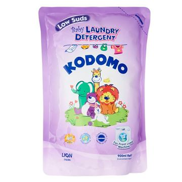 Picture of Kodomo Baby Laundry Detergent Refill - Lows Suds